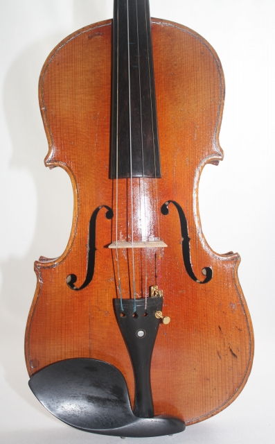 Charles GAILLARD 1855 フレンチラベル・バイオリン