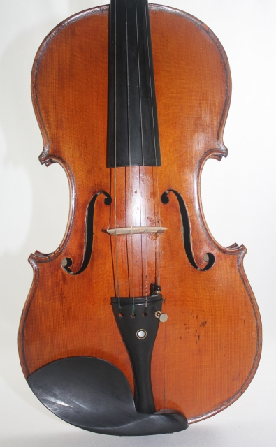 Louis LOWENDALL 1901 バイオリン Berlin