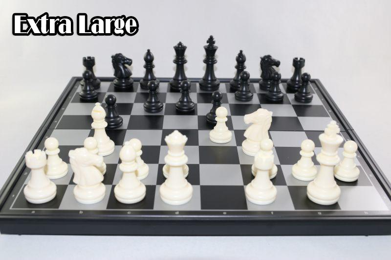 マグネット 大放出セール チェス駒セット 特大 盤35.5 cm 店舗 35.5 x