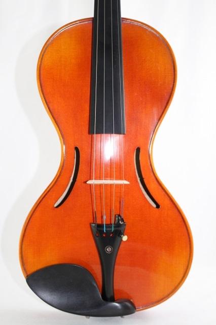 傑作 the Chanot Violin 1819モデル・バイオリン 4/4 (瓢箪ボディ、通常スクロール)