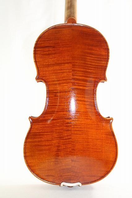 ガリアーノ・バイオリン ♪クラック仕上げ♪ Varnish オールド仕上げ Cracked 4/4 Gagliano