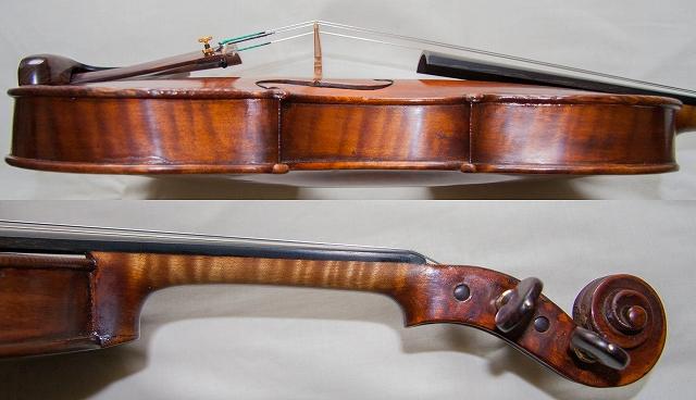 Laurentius Storioni 1771 storioni 克雷莫納小提琴