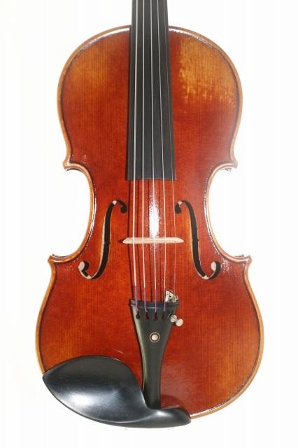 5弦バイオリン ストラディバリ モデル