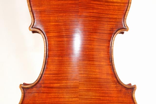 欧州産木材使用 マスター・バイオリン