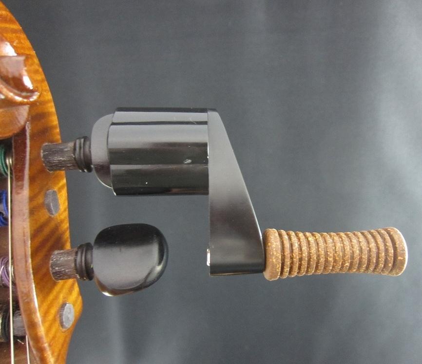 これは便利 ペグ サービス ワインダー 糸巻き機 Wittner NEW売り切れる前に☆ バイオリン Peg ビオラ用 Winder