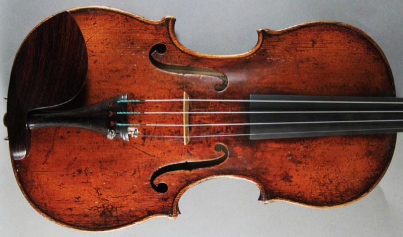 請參閱 Carlo Antonio Testore' 標籤小提琴 Carlo Antonio Testore 1741
