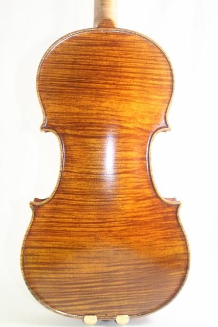 最高品質マスター・バイオリン ♪ワンピースバック♪ ストラディバリ
