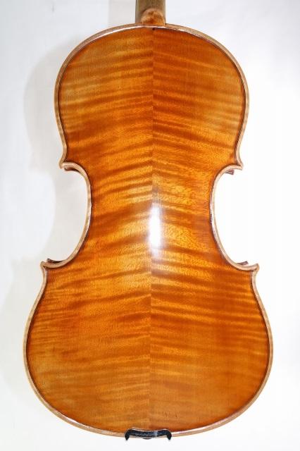 Wittner Finetune-Peg装着 ♪マスター・ビオラ 15.5インチ♪ 50年物スプルース材 ストラディバリ・モデル