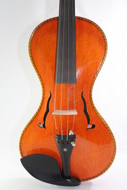 コーナーレス バイオリン N. Gusetto 18世紀 4/4