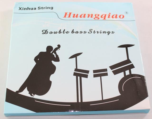 4弦セット コントラバス弦 スーパーセール いつでも送料無料 Huangqiao E A D G