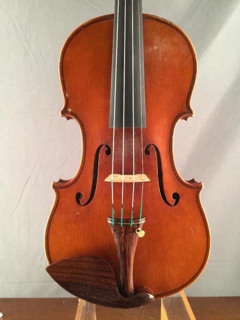 オールド・バイオリン Louis Lowendall 1897 ベルリン