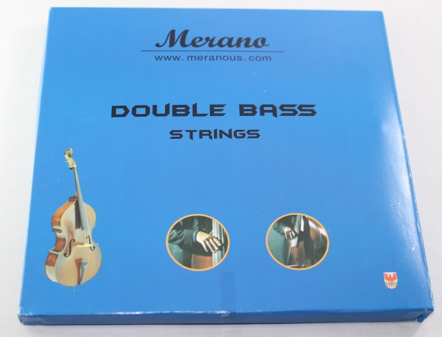 4弦セット コントラバス弦 Merano OUTLET SALE まとめ買い特価 E D G A