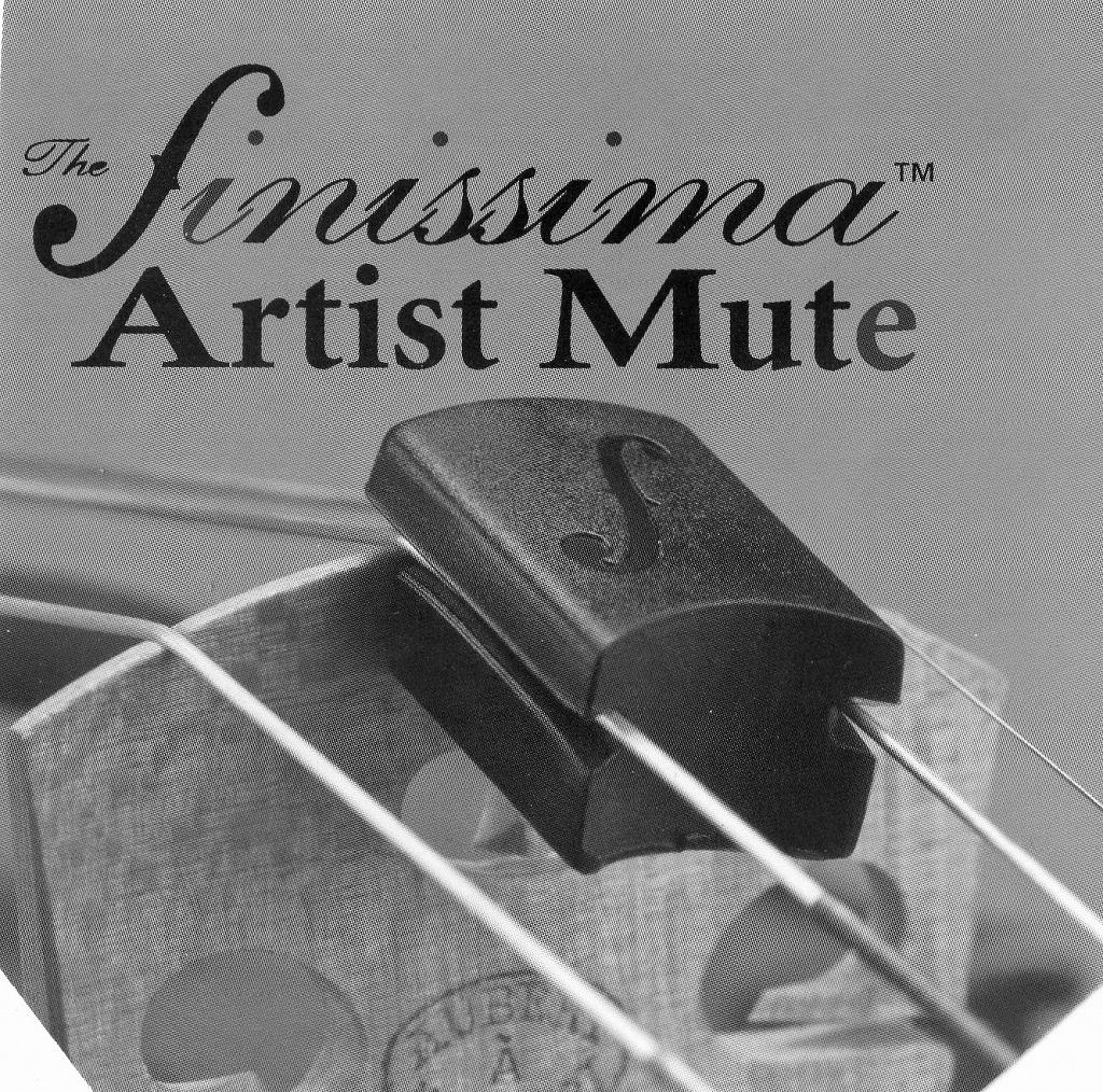 人気 ミュート 超定番 おすすめ Finissima Artist Mute バイオリン ビオラ