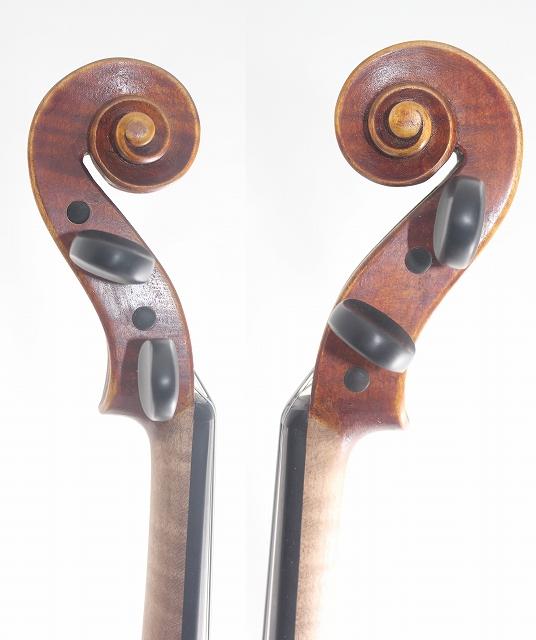 保加利亞製造小提琴4/4 Boris Ushev 2008老完成