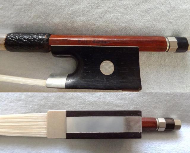 Fritz Gütter オールド・ジャーマン・ボウ ドイツ製バイオリン弓