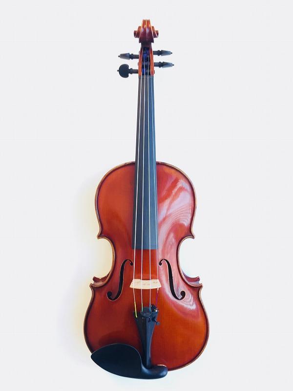 Mario Gadda 【本人による製作証明書付】1980年製作 スカランペラモデル バイオリン
