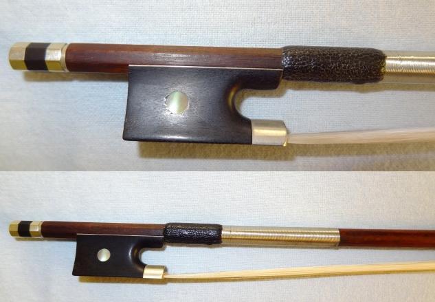 PKM オールド ジャーマン・ボウ ドイツ製バイオリン弓