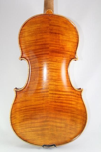 5弦中提琴17.5英寸445mm老式的中提琴50年東西口炎性腹瀉材