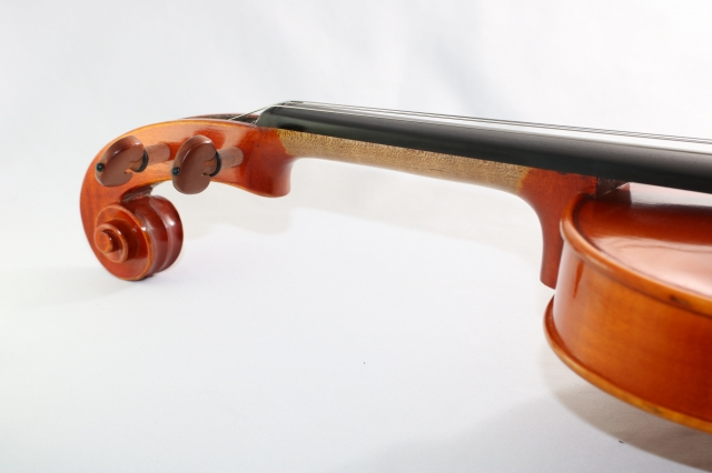 傑作 the Chanot Violin 1819モデル・バイオリン 4/4 通常ボディ、逆スクロール)
