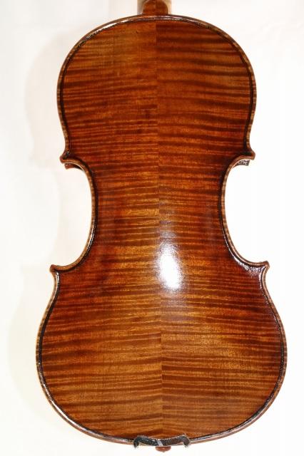 ♪最高品質マスターレベル♪ ガルネリ・モデル・バイオリン ♪ヨーロピアン・スプルース使用♪