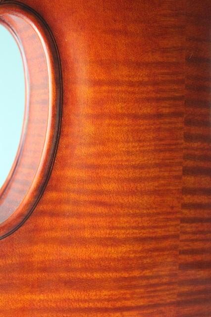 ブルガリア製バイオリン 4/4 Yavor Tonev 2011 柘植フィッティング