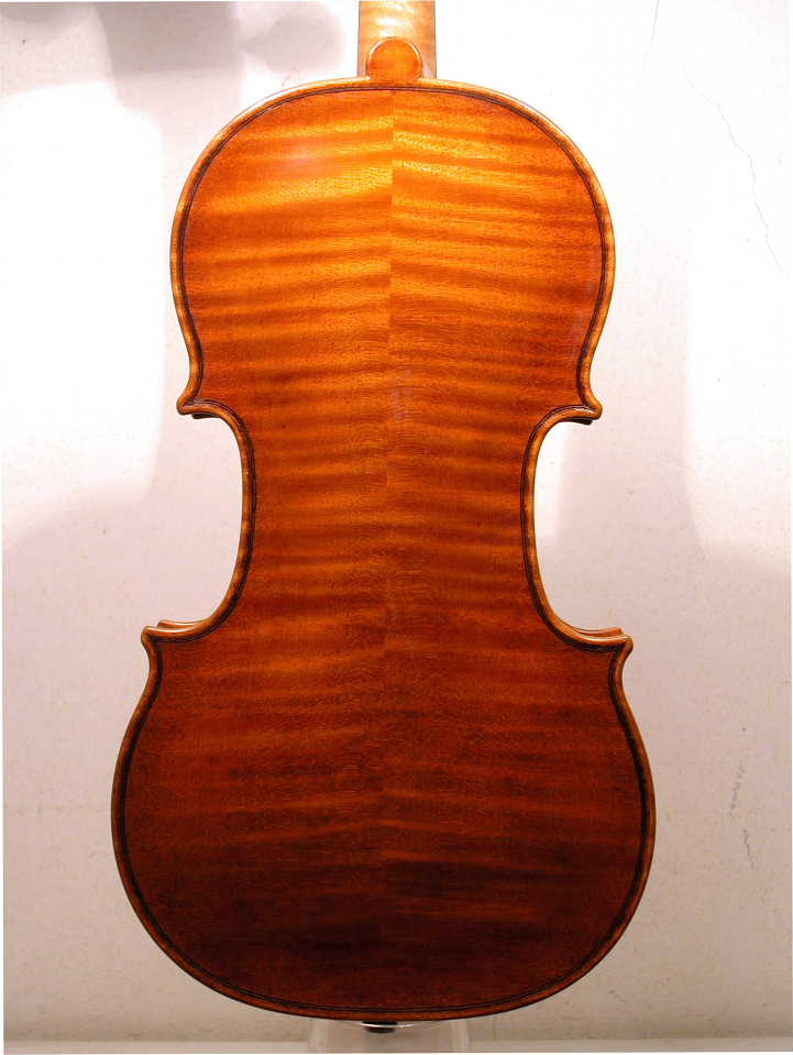 Claudio Cossali クラウディオ・コッサーリ 2010年製作 『Pietro Guarneri モデル』 バイオリン