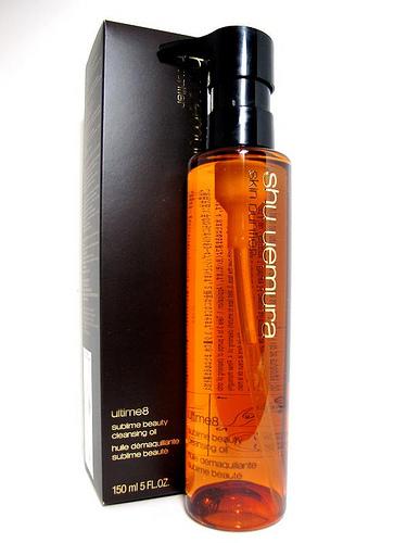 Shu Uemura artim 8 sublime beauty cleansing oil 150 ml SHUUEMURA shu uemura ultime 8 sublime beauty cleansing oil