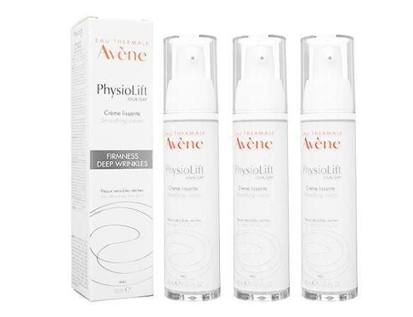 アベンヌ フィジオ リフト デイ スムージング クリーム 30ml ×3本 (Avene) PhysioLift Day Smoothing Cream