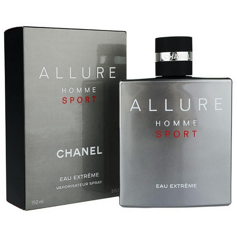 Chanel Allure Homme Sport Eau extreme EDT Eau de toilette SP 150 ml CHANEL  ALLURE HOMME SPORT EAU EXTREME EAU DE TOILETTE SPRAY cb6a183c6081