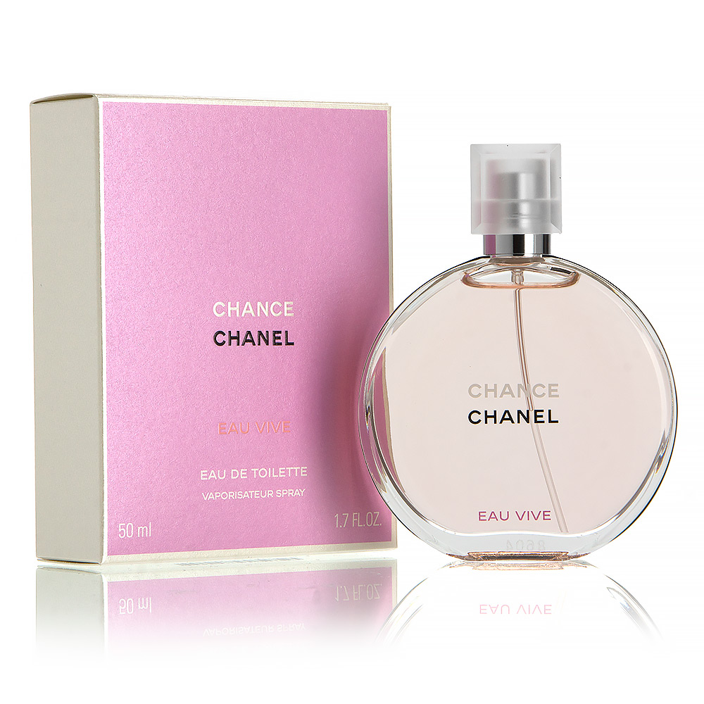 viporte chanel chance eau vives edt edt sp 50 ml chanel chance vive eau de toilette spray. Black Bedroom Furniture Sets. Home Design Ideas