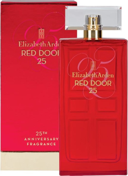 Elizabeth Arden Red door 25th anniversary EDP Eau de Parfum SP 100 ml ELIZABETH ARDEN RED DOOR 25TH ANNIVERSARY EAU DE PARFUM SPRAY