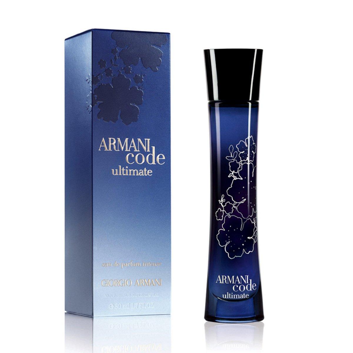 Giorgio Armani code ultimate intense EDP Eau de Parfum SP 50 ml GIORGIO  ARMANI CODE ULTIMATE INTENSE POUR FEMME EAU DE PARFUM SPRAY