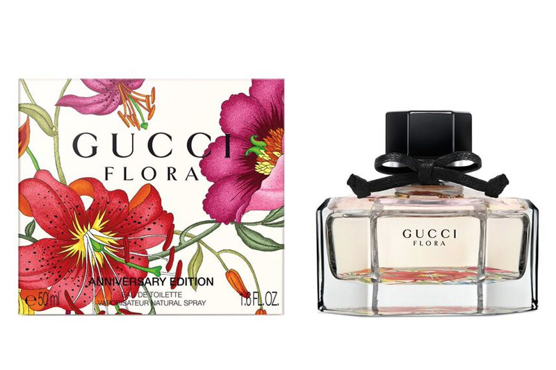 286f865f5c7 Gucci flora by Gucci Anniversary Edition EDT Eau de toilette SP 50 ml GUCCI  FLORA BY