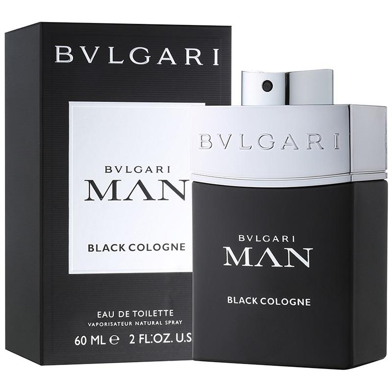 6e300967dc3 Bulgari man black colon eau de toilette 60 ml BVLGARI MAN BLACK COLON EAU DE  TOILETTE SPRAY