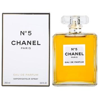chanel no 5 eau de parfum. chanel no. 5 edp aude pal femme sp 200 ml chanel eau no eau de parfum e