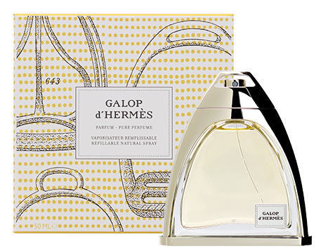 Hermès Sp Perfume Hermes ' Gallop De Pure Galop Ml 50 D dorCBxe