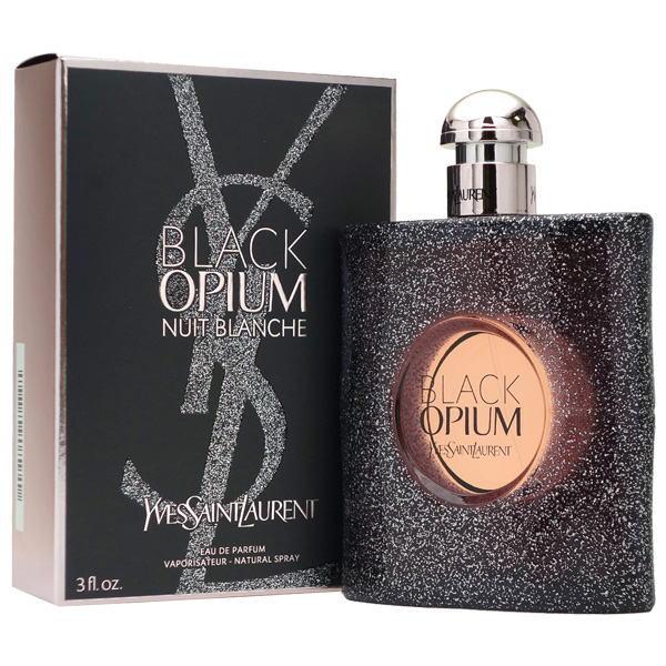 イヴサンローラン ブラック オピウム ニュイブランシェ EDP オードパルファム SP 90ml イブサンローラン YSL YVES SAINT LAURENT BLACK OPIUM NUIT BLANCHE EAU DE PARFUM SPRAY