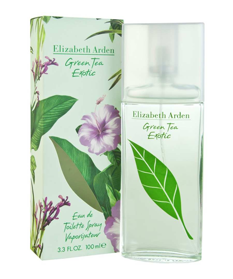 Elizabeth Arden ELIZABETH ARDEN green tea exotic EDT, 100 ml of SP