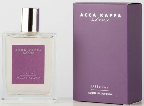 ACCA Kappa 甘氨酸 EDC 科隆 SP 100 毫升 ACCA KAPPA GLICINE 香水古龍水噴霧