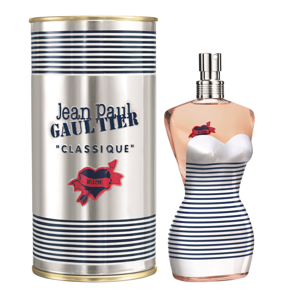 viporte jean paul gaultier classic sailor girl edt eau de. Black Bedroom Furniture Sets. Home Design Ideas