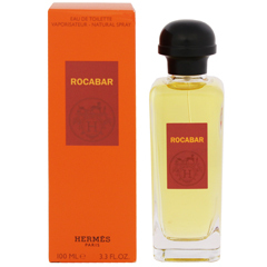 エルメス ロカバール EDT オードトワレ SP 100ml HERMES ROCABAR EAU DE TOILETTE SPRAY