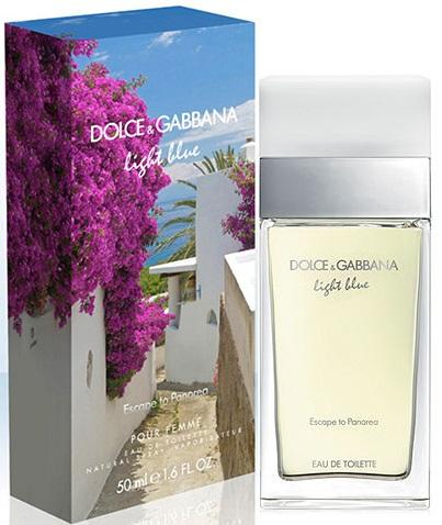 16914b29329cc Dolce   Gabbana light blue escape to Panarea EDT Eau de toilette 50 ml SP-D    G DOLCE GABBANA LIGHT BLUE ESCAPE TO PANAREA EAU DE TOILETTE SPRAY
