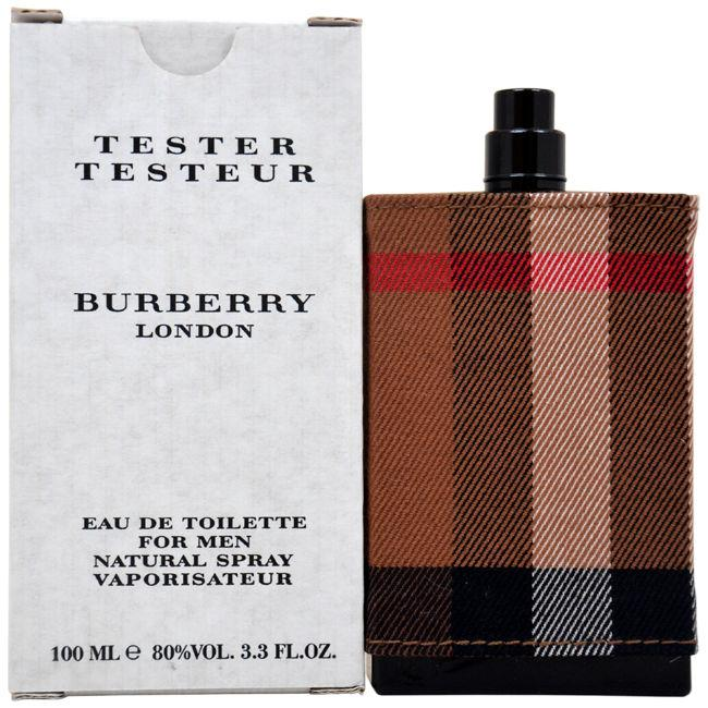 Edt Men Mlunused Eau De A TesterFor London Four Toilette Burberry Spraytester 100 Sp kXPiuZO
