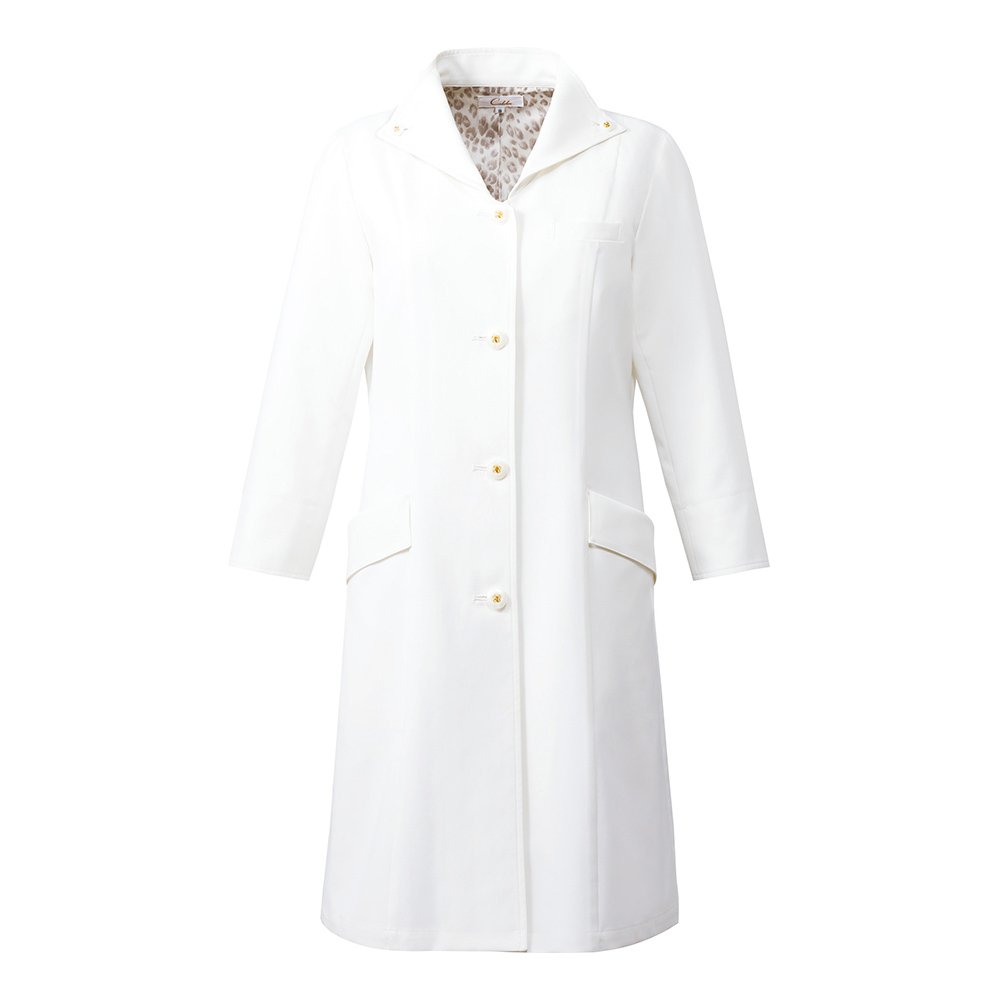 calala ドクターコート CL-0258 医療用コート 医療 ユニフォーム