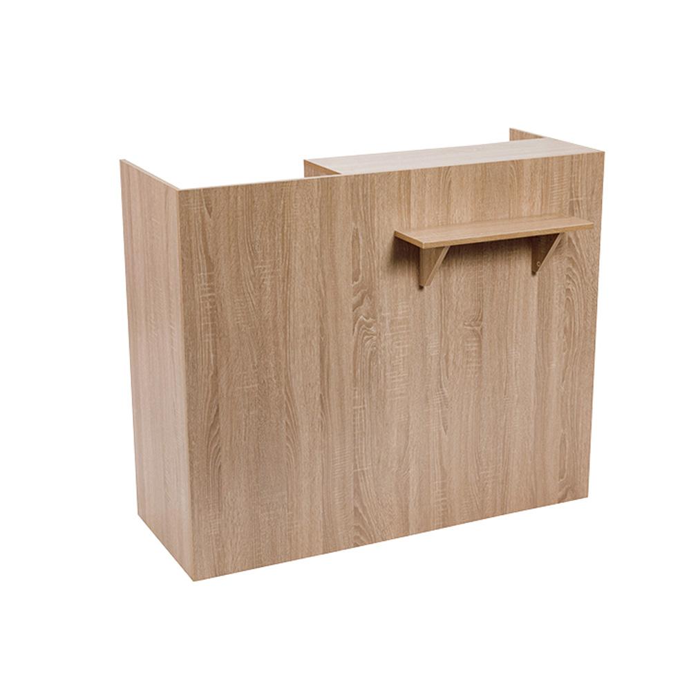 木製レジカウンター FV-2531 [W1200]【レジカウンター】【レジ台】
