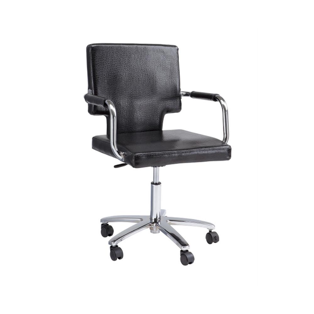 ビジターチェア V50 FV-5927 【キャスター付き 椅子】【エステスツール】【キャスター スツール】【診察椅子】【回転椅子】【エステ 椅子】【サロンスツール】【スツール 美容室】