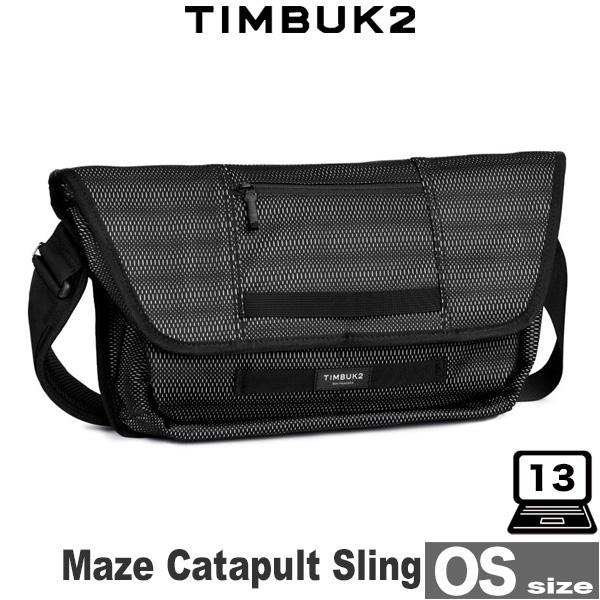 TIMBUK2 Maze Catapult Sling(メイズカタパルトスリング)(OS) 13インチのノートパソコンが収納可能なOSサイズ