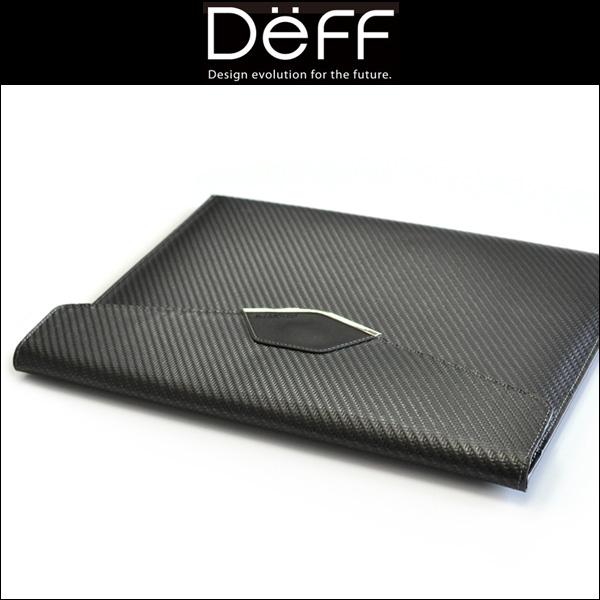 iPad Pro 12.9インチ 用 monCarbone Carbon Fiber Sleeve Sleek Elite 【送料無料】 カバー iPadPro アイパッド iPad 封筒型 シンプル モンカーボン ケース
