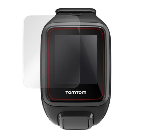 TomTom Spark Cardio / Spark Cardio + Music / Adventurer 用 保護 フィルム OverLay Magic for TomTom Spark Cardio / Spark Cardio + Music / Adventurer (2枚組)  【】【ポストイン指定商品】 液晶 保護