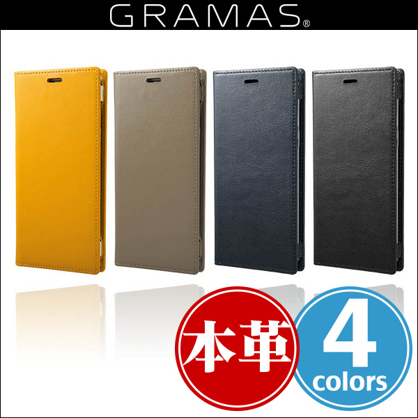 Galaxy S9+ SC-03K / SCV39 用 GRAMAS Full Leather Case GLC-71218 for Galaxy S9+ SC-03K / SCV39 【送料無料】ケース 本革 手帳型 本革製 グラマス ギャラクシー